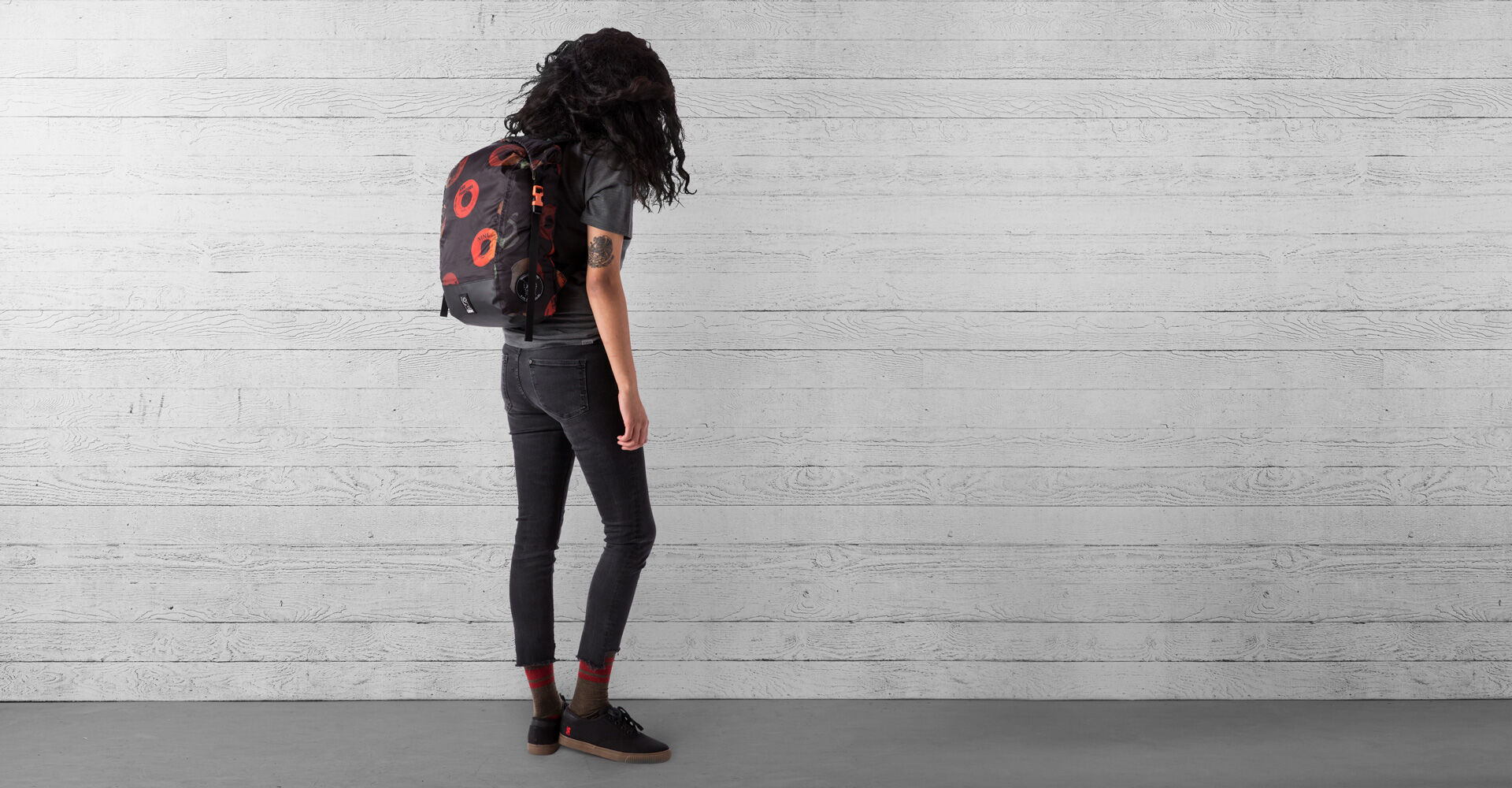 The Cardiel Mighty Crown ORP Backpack in Mighty Crown - wide view.