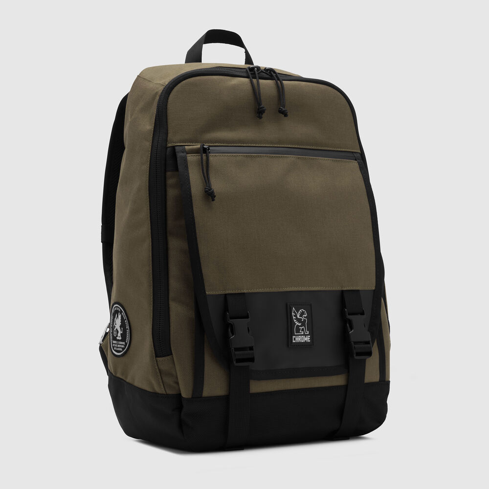 Cardiel Fortnight 2.0 Backpack in Ranger - large view.