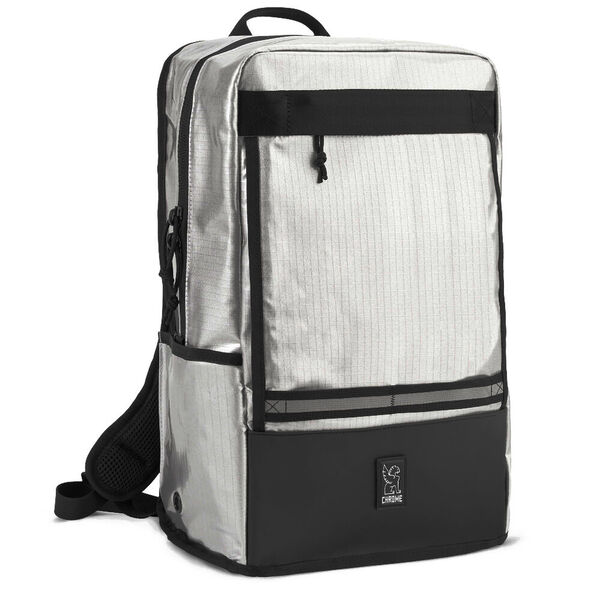 Hondo Backpack in Chromed - hi-res view.