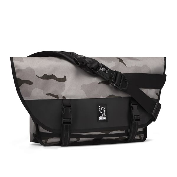 Citizen Messenger Bag in Desert Camo - medium view.