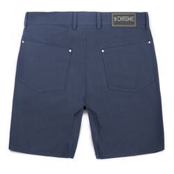 Madrona 5 Pocket Short in Navy - hi-res view.