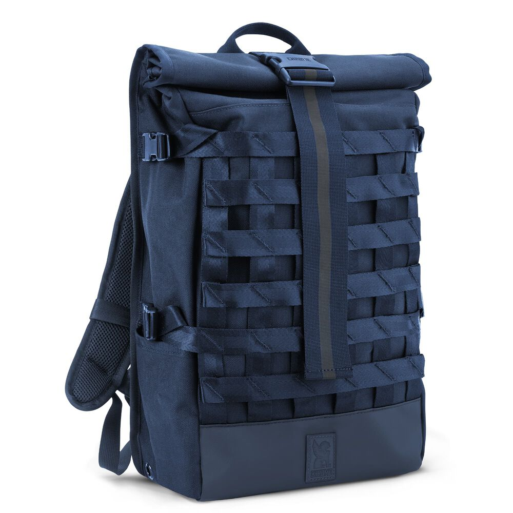 Barrage Cargo Backpack in Navy Tonal - hi-res view.