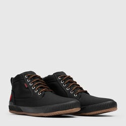 415 Workboot in Black - small view.