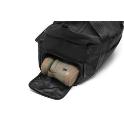 Surveyor Duffle Bag in All Black - small view.