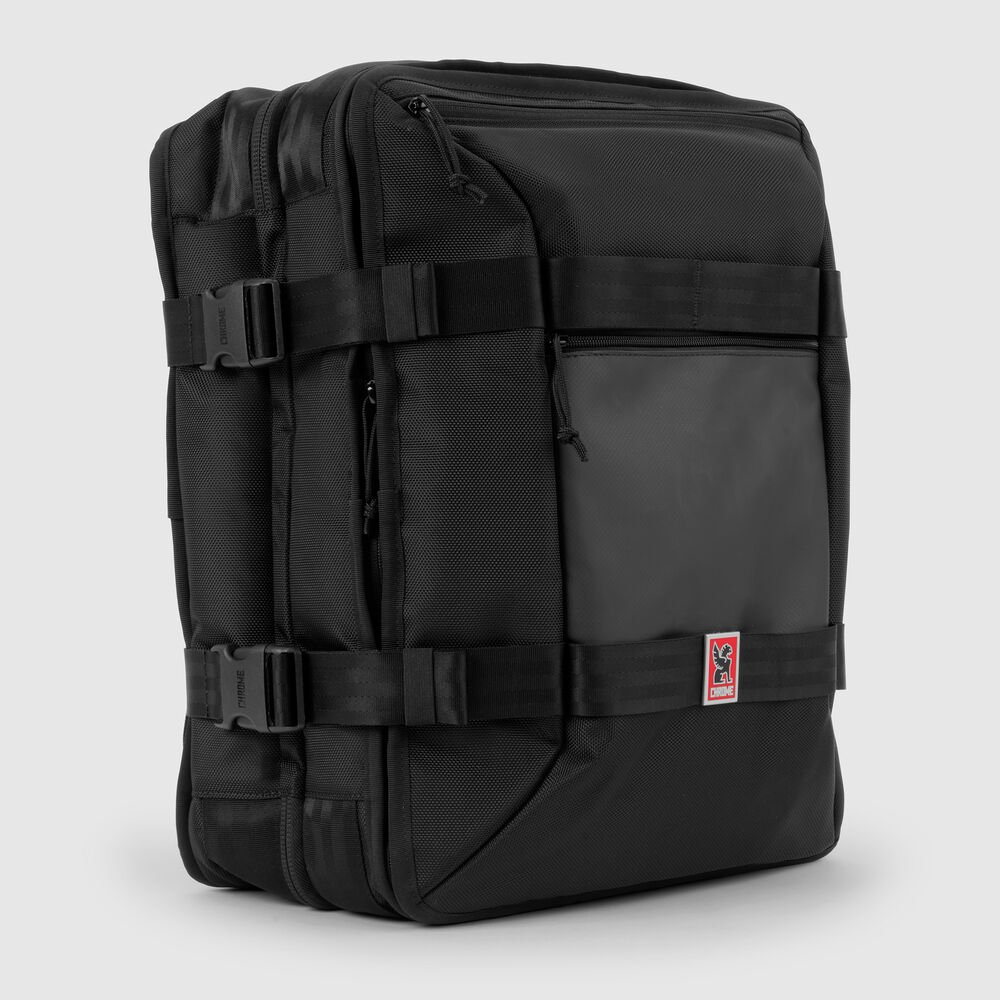 Macheto Travel Pack in Black - large view.