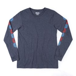 DKlein Long Sleeve Tee in Blend - small view.