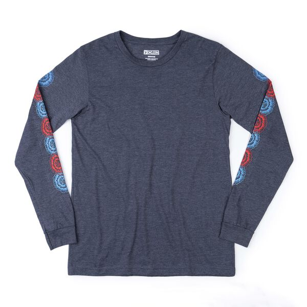 DKlein Long Sleeve Tee in Blend - medium view.