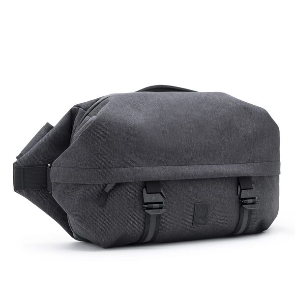 Vale Sling Bag in Black - medium view.