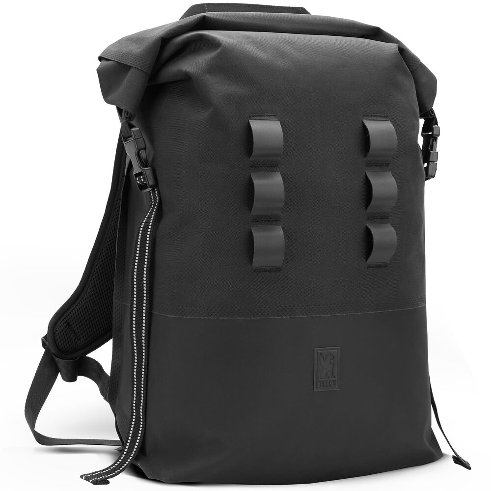 Urban Ex 2.0 Rolltop 30L Backpack in Black - hi-res view.
