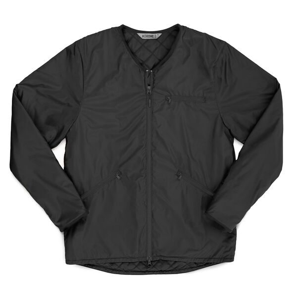 Bedford Insulated Jacket in Black - medium view.