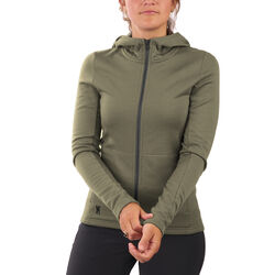 Women's Merino Cobra 2.0 in Olive Leaf - hi-res view.