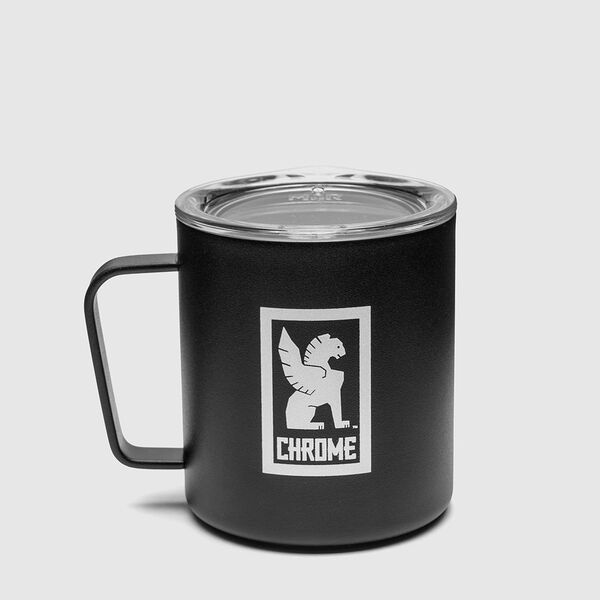 Miir Camp Cup in Black - medium view.