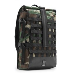 Barrage Cargo Backpack in Camo - small view.