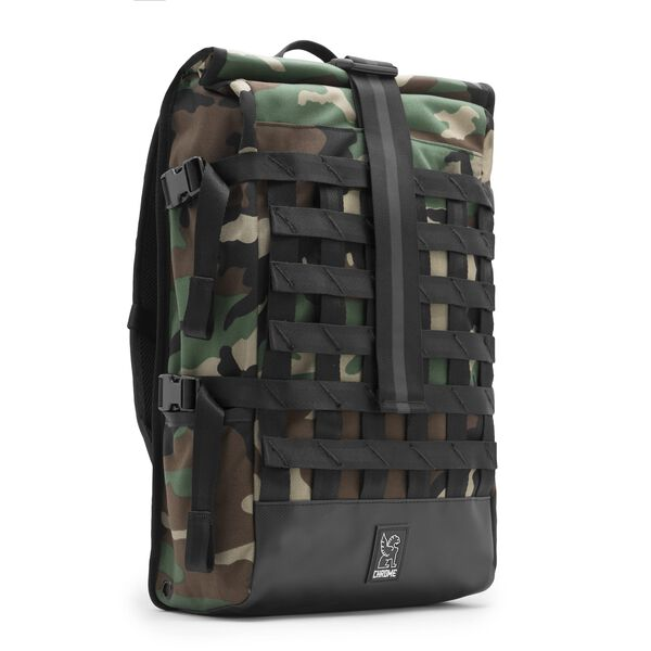 Barrage Cargo Backpack in Camo - medium view.
