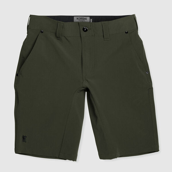 Folsom Short 2.0 in Military Olive - medium view.