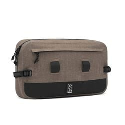 Urban Ex 10L Sling Bag in Khaki / Black - large view.