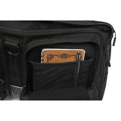 MXD Segment Sling Bag in All Black - small view.