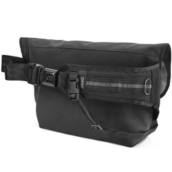 Citizen Night Messenger Bag in Night - hi-res view.