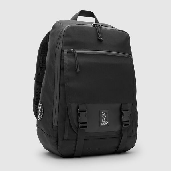 Cardiel Fortnight 2.0 Backpack in Black - medium view.