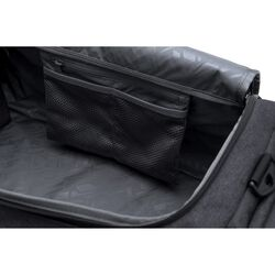 Spectre Duffle Bag in Black - small view.
