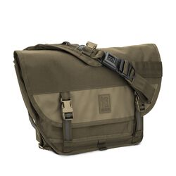 Mini Metro Messenger Bag in Ranger Tonal - hi-res view.