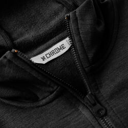 Women's Merino Cobra Hoodie 2.0 in Black - hi-res view.