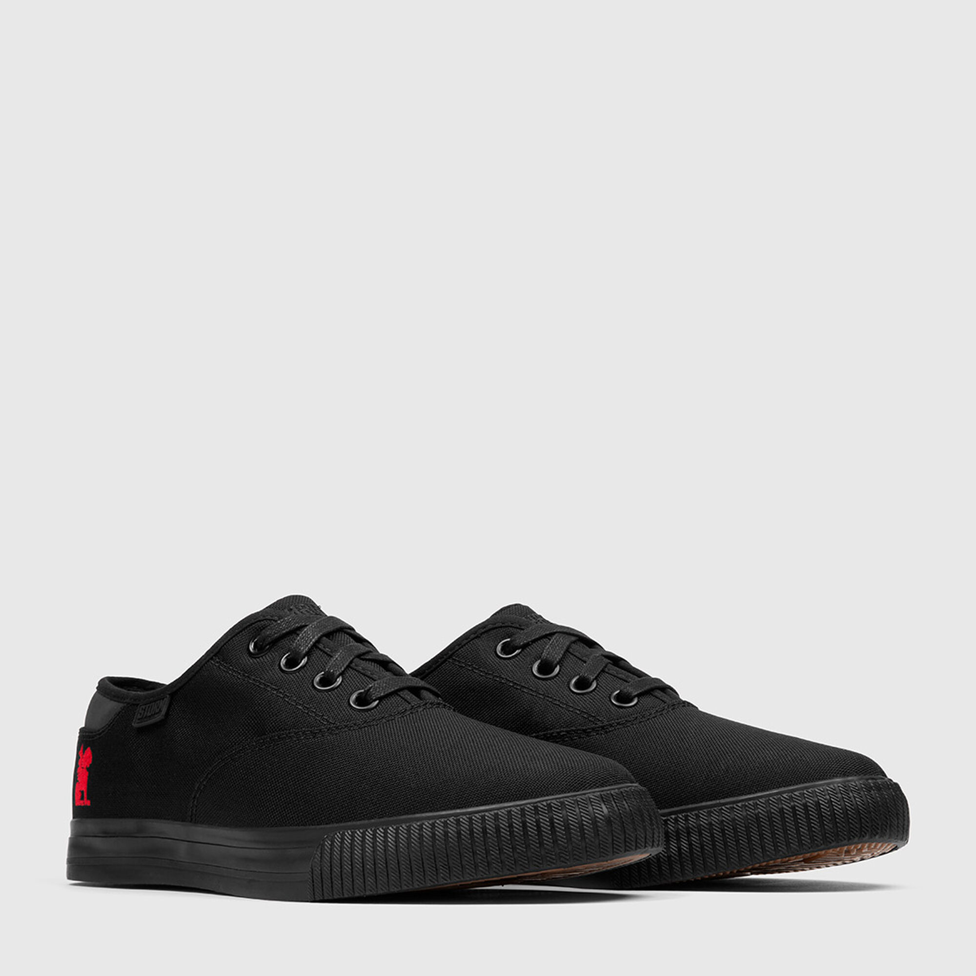 Storm Truk Bike Shoe Tough Kicks Chrome Industries D Island Shoes Slip On New Driving Comfort Leather Black In Small View