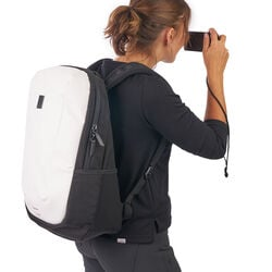 Avail Backpack in White - hi-res view.