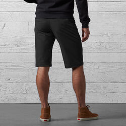Union Short 2.0 in Black - hi-res view.
