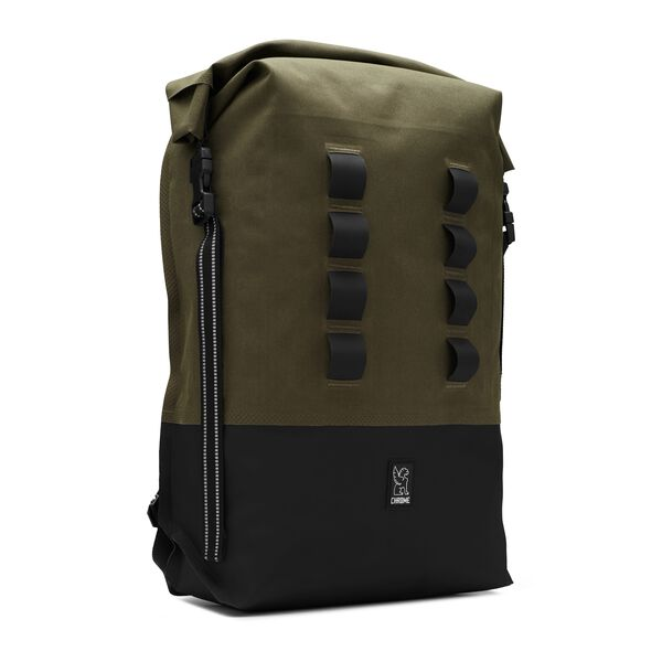 Urban Ex Rolltop 28L Backpack in Ranger / Black - medium view.