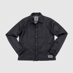 Dearborn Coaches Jacket in Black - small view.