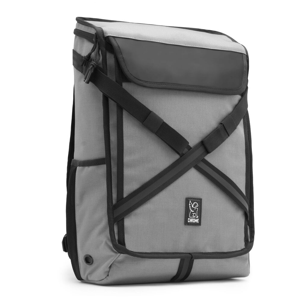 Echo Bravo Backpack in Gargoyle Grey - large view.