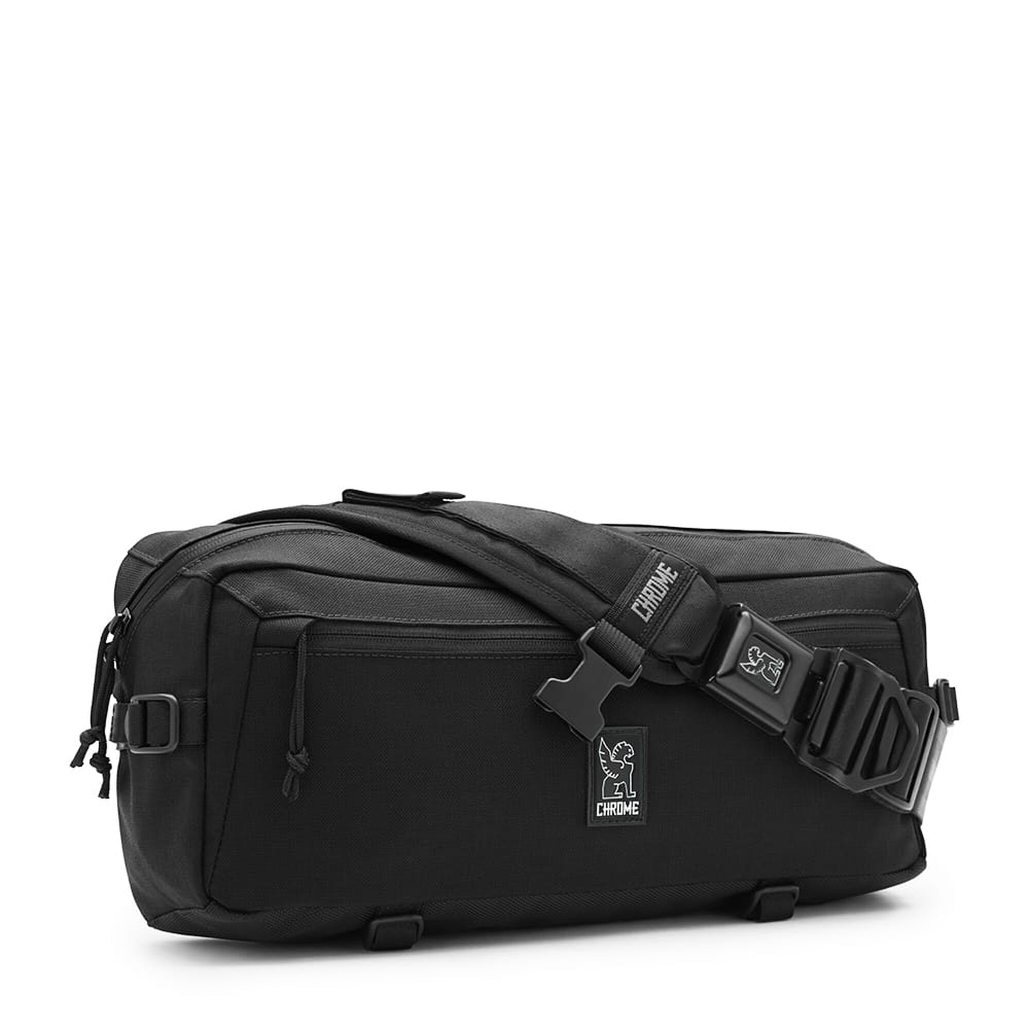 Kadet Nylon Messenger Bag - Bag Built for the City - 8