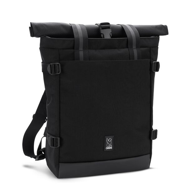 Lako 3-Way Tote in Black - hi-res view.