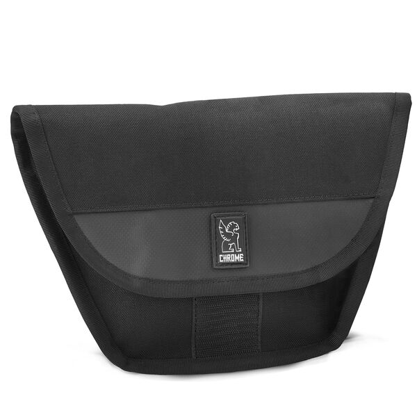 Hip Pouch in Black / Black - hi-res view.