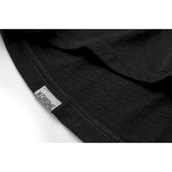 Women's Merino Tank Top in Black  - small view.