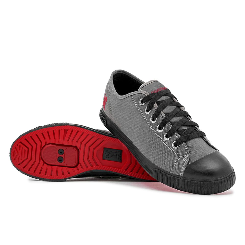 Kursk Pro 2.0 Bike Shoe in Grey - large view.
