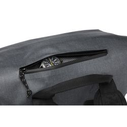 Urban Ex Rolltop 18L Backpack in Grey / Black - small view.