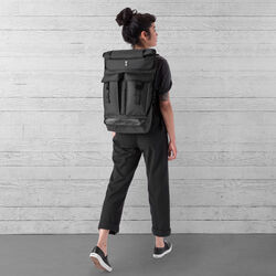 Pawn 2.0 Backpack in All Black - wide-hi-res view.
