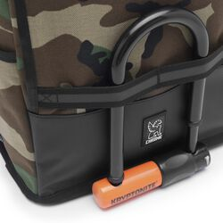 Hondo Backpack in Camo - hi-res view.
