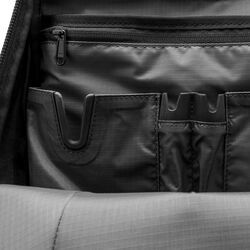 Avail Backpack in Black - small view.