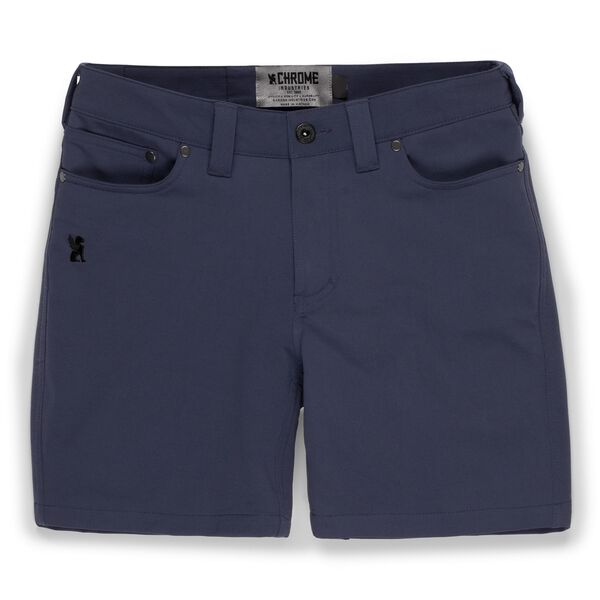Women's Anza Short in Midnight - medium view.