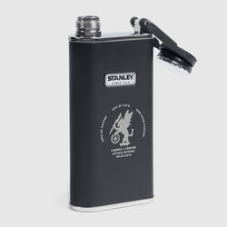 Cardiel Flask in Black - small view.