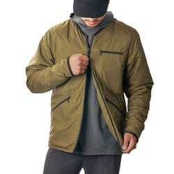 Bedford Insulated Jacket in Ranger - hi-res view.