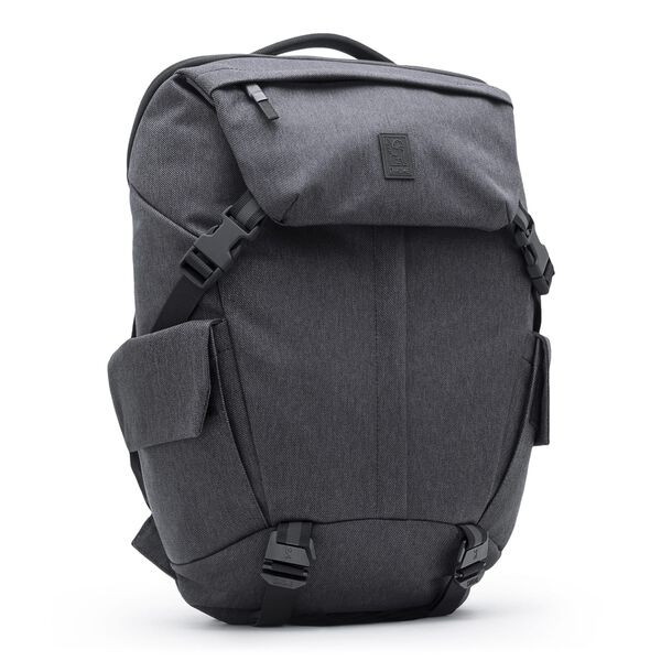 Pike Backpack in Black - medium view.