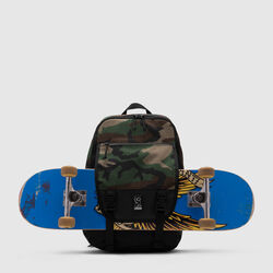 Cardiel Fortnight 2.0 Backpack in Camo - small view.