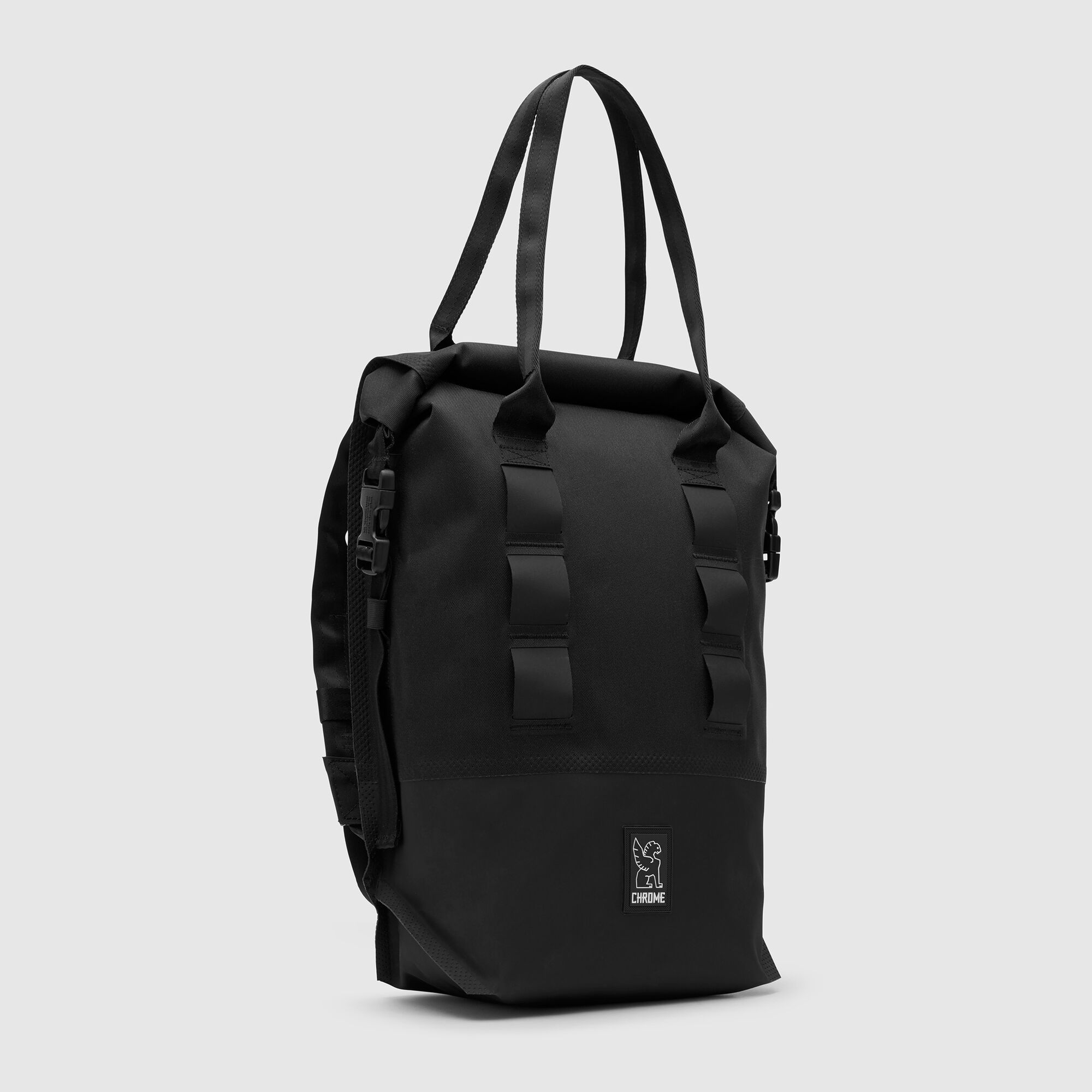 Urban Ex Rolltop 18 Backpack In Black Small View