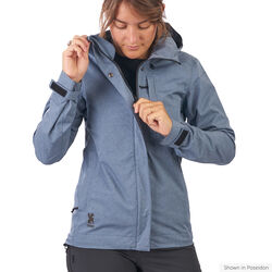 Women's Storm Signal Jacket in Castle Rock - hi-res view.