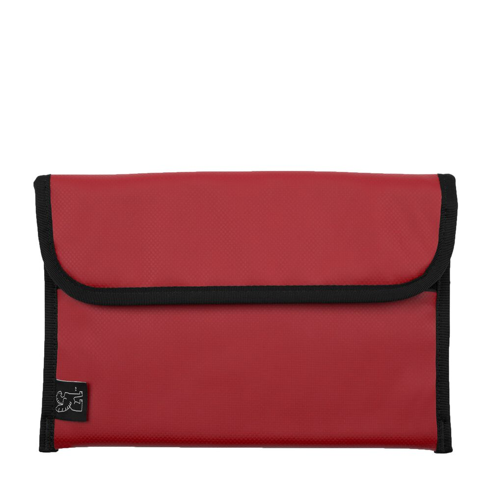 Tactical Sleeve - Final Sale in Red - large view.