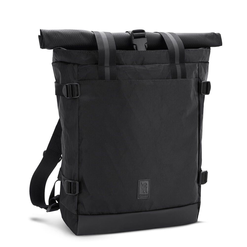 BLCKCHRM 22X Lako 3-Way Tote in BLCKCHRM - hi-res view.